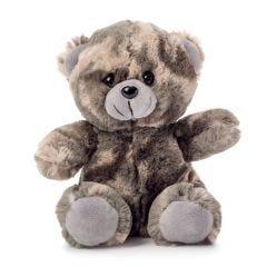 6'' Small Green Camo Teddy Bear