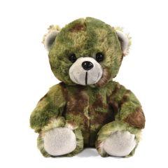 6'' Small Camo Teddy Bear